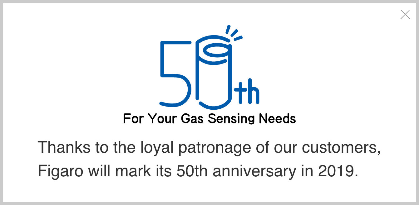 For Your Gas Sensing Needs