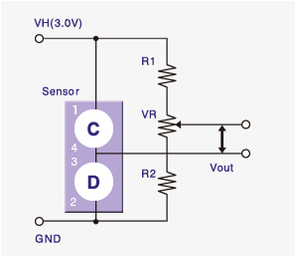 Operating Principle ‐catalytic Type Gas Sensor