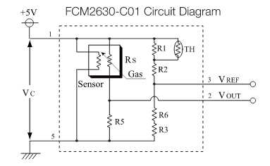 FCM2630-C00 Circuit Diagram